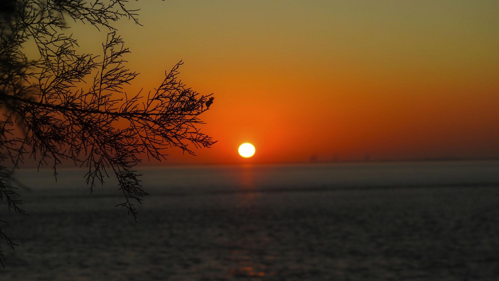 Sunset (Talmont-sur-Gironde)
